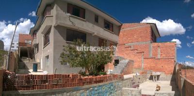 Casa en Venta en La Paz Alto Irpavi Zona alto irpavi- Las lomas de chuamaya