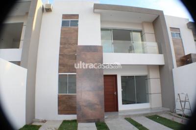 Casa en Venta en Santa Cruz de la Sierra 8vo Anillo Norte Av. Beni 8vo anillo