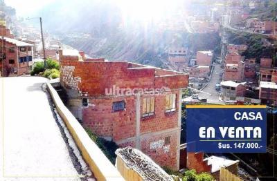 Casa en Venta en La Paz Villa Fatima CASA EN VENTA - Zona Villa El Carmen