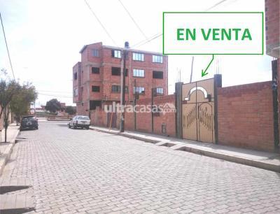 Casa en Venta en El Alto Cuidad Satélite ZONA VILLA EXALTACION 1RA. SECCION EL ALTO LA PAZ