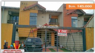 Casa en Venta en Santa Cruz de la Sierra 7mo Anillo Norte AV. ALEMANA 8VO ANILLO - ZONA NORTE - CERCA DEL NUEVO MERCADO LOS POZOS