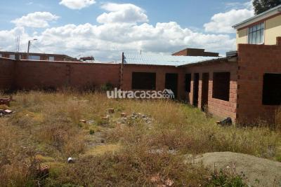 Terreno en Venta en El Alto Villa Adela Urbanización Illampu, a una cuadra de la Av. Cochabamba