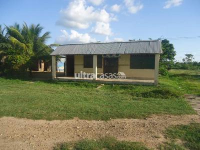 Casa en Venta en San Borja San Borja Beni, San Borja, Zona Guerrilleros Lanza, Esq. Prolongación 18 de Nov. y 4ta Oeste.