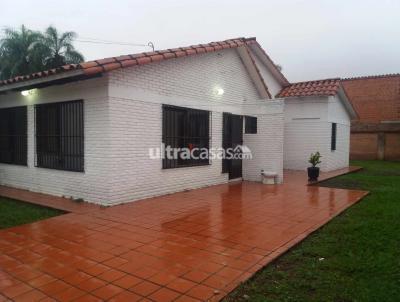 Casa en Alquiler en Santa Cruz de la Sierra 3er Anillo Norte CASA EN ALQUILER EN AV. PARAGUA ENTRE 3ER Y 4TO ANILLO B/CONAVI