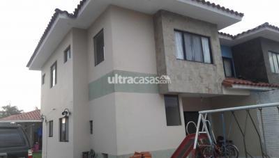 Casa en Venta en Santa Cruz de la Sierra 6to Anillo Sur 6to anillo santos dumont Urbanizacion palma real calle 3 #10 a una cuadra de la avenida
