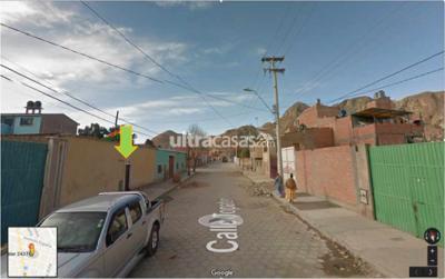 Casa en Venta en Oruro Oruro topater n°2467 entre america y 12 de octubre