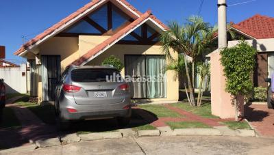 Casa en Alquiler en Santa Cruz de la Sierra 8vo Anillo Norte Condominio Dali Zona Remanso