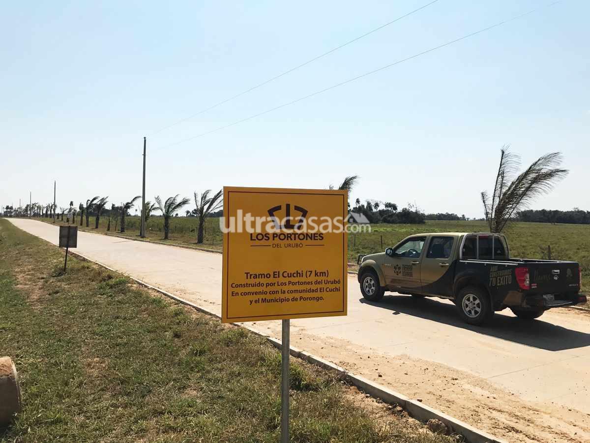 Terreno en Venta Urubó a 15 minutos del 4to. anillo Foto 1