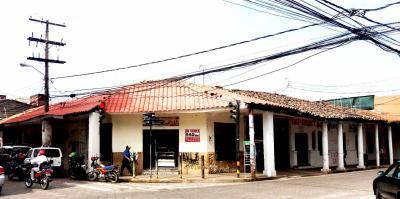 Terreno en Venta en Santa Cruz de la Sierra Centro ¡En pleno centro inmueble  en esquina a la venta!