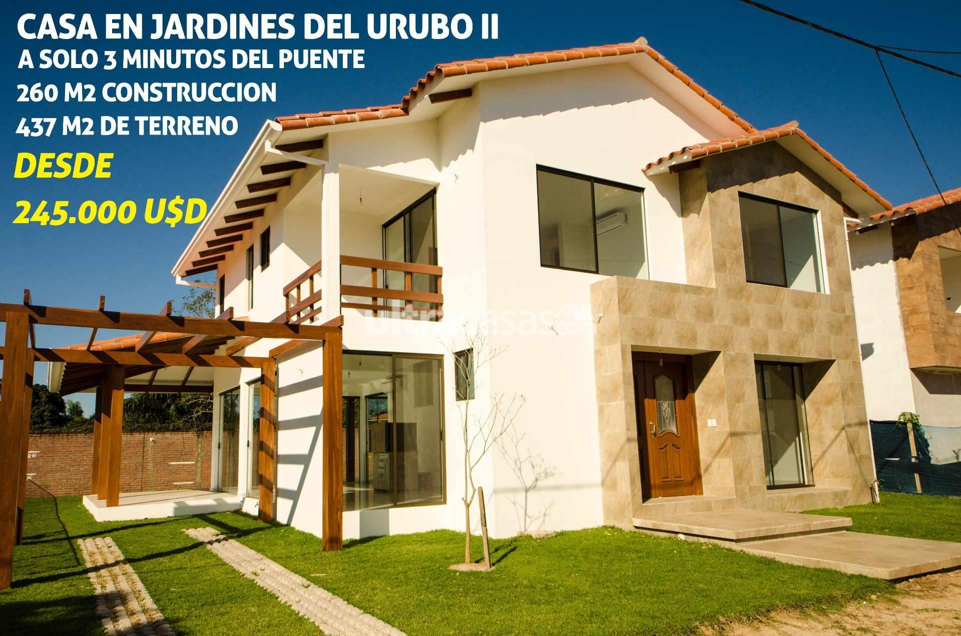 Casa en Venta URUBO, Condominio Jardines del Urubo II Foto 21