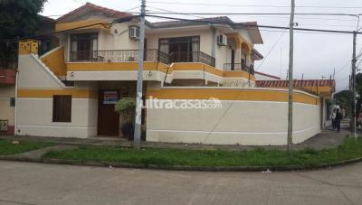 Casa en Venta en Santa Cruz de la Sierra 2do Anillo Norte LINDA CASA EN VENTA ALEMANA/2DO ANILLO