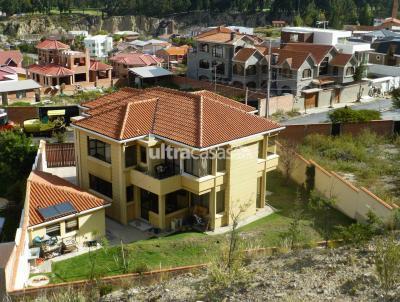 Casa en Alquiler en La Paz Mallasilla Hermosa Casa en Alquiler