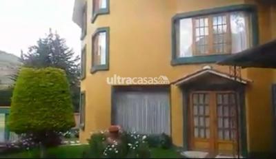 Casa en Venta en La Paz Los Pinos Los pinos calle 27