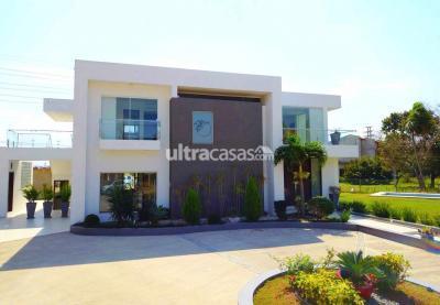 Casa en Alquiler en Santa Cruz de la Sierra Urubó Condominio Mirage Urubó
