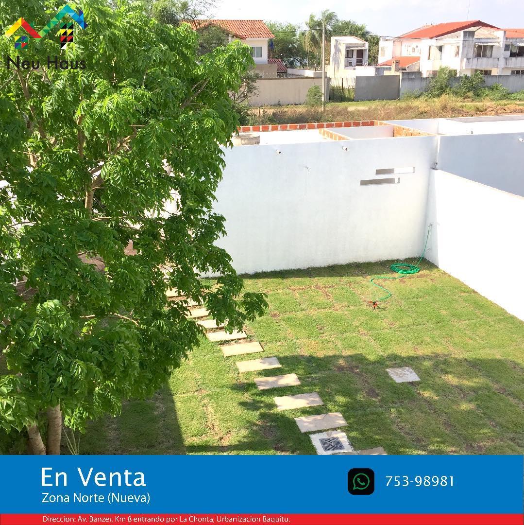 Casa en Venta Casa en Venta Urb.Baquitu, Av.Banzer entrando por La Chonta (800 Mts.) o Av.Beni 9no Anillo (Nueva Avenida) Foto 3