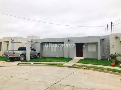 Casa en Anticretico en Santa Cruz de la Sierra Carretera Norte Condominio Sevilla Las Terrazas I