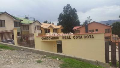 Casa en Alquiler en La Paz Cota Cota Condomio real cota cota calle 34b