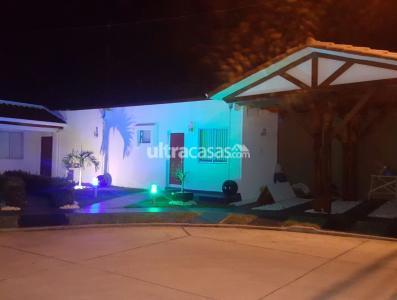 Casa en Venta Av. Banzer km, 10, condominio Sevilla Las Terazas I, calle San Pedro Oeste 24. Foto 2