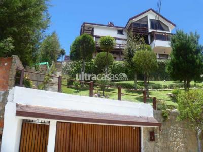 Casa en Venta en La Paz Cota Cota Calle Las Acacias - Urb. Los Almendros