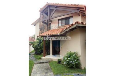 Casa en Alquiler en Santa Cruz de la Sierra 3er Anillo Oeste Calle Paquio #11