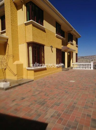 Casa en Venta en La Paz Irpavi Irpavi calle D #7 Irpavi