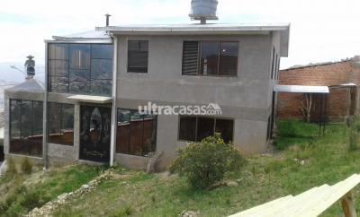 Casa en Venta en La Paz Pampahasi Urbanizacion Utama, Chinchaya frente a chicani