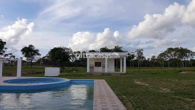 Terreno en Venta Condominio Villa Real - Urubo Foto 2