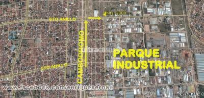 Terreno en Venta en Santa Cruz de la Sierra 6to Anillo Norte 6to. anillo Parque Industrial