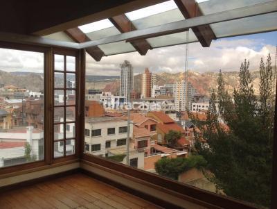 Departamento en Alquiler en La Paz Achumani Inmediaciones Calle 10