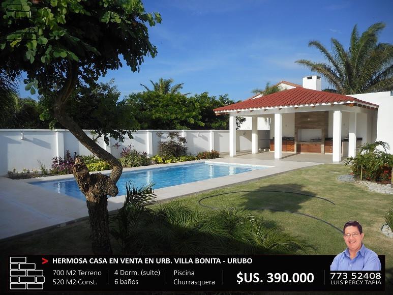 Casa en Venta Villa Bonita - Zona del Urubó Foto 4