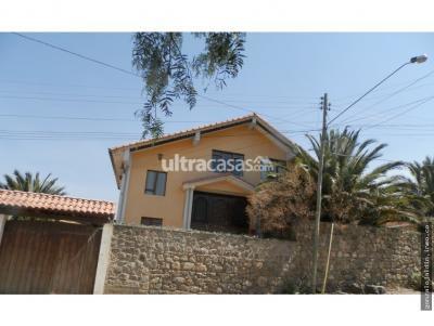 Casa en Venta en Cochabamba Temporal