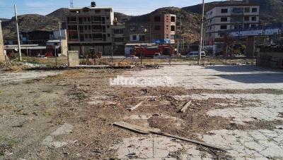 Terreno en Alquiler en Cochabamba Pacata Km. 2,2 Carretera a Sacaba (Acera Norte)
