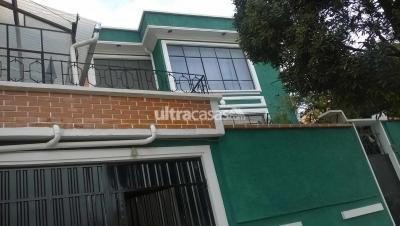 Casa en Venta en La Paz Villa Fatima  Calle Arapata