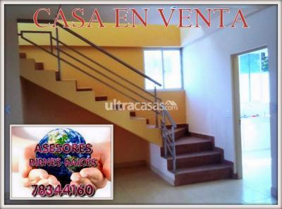 Casa en Venta en Cochabamba Sacaba CASA EN VENTA Km5 1/2 AV VILLAZON