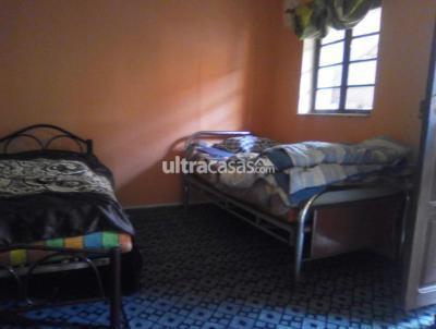 Habitación en Alquiler en La Paz San Pedro Canónigo Ayllon