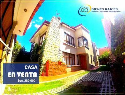 Casa en Venta en La Paz Seguencoma CASA EN VENTA - Seguencoma Alto