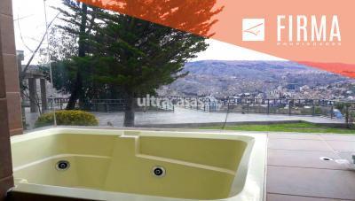 Casa en Alquiler en La Paz Obrajes FCA1238 – CASA EN ALQUILER, SAN ALBERTO