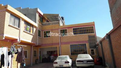 Departamento en Anticretico en Oruro Oruro Prolongacion Teniente Leon Casi Esquina Calle