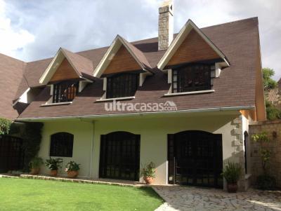 Casa en Alquiler en La Paz Aranjuez Bella casa