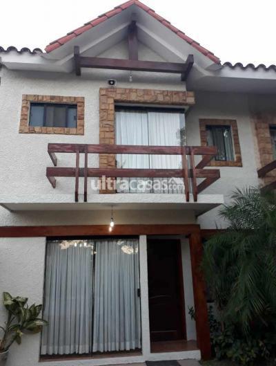 Casa en Venta en Santa Cruz de la Sierra 5to Anillo Norte entre Beni y Banzer 5to/6to  anillo