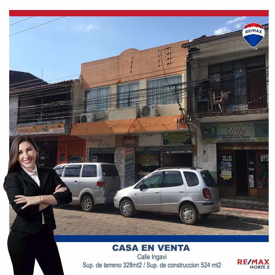 Casa en Venta Calle Ingavi (Entre Cordillera y Callau) Foto 5