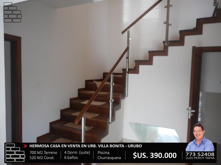 Casa en Venta Villa Bonita - Zona del Urubó Foto 2