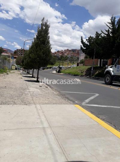 Terreno en Venta en La Paz Calacoto