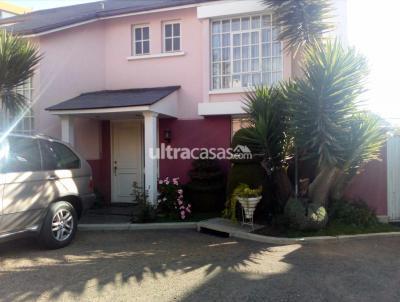 Casa en Alquiler en La Paz Calacoto Cerca calle 21 de calacoto