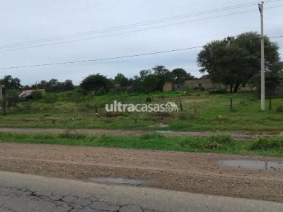 Terreno en Venta en Santa Cruz de la Sierra Carretera Cotoca al frente de la tranca de pago de peaje en pailas (propietaria =68844122 sr. Isabel Melgar)