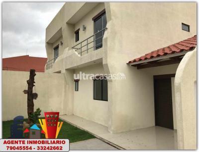 Casa en Venta en Santa Cruz de la Sierra 5to Anillo Norte BARRIO CORDECRUZ - Av. Alemana Entre 4to y 5to anillo