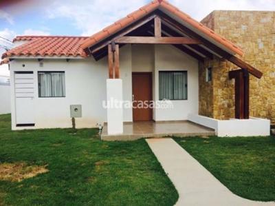 Casa en Alquiler en Santa Cruz de la Sierra 8vo Anillo Norte Urbanización Fontana La Riviera Smart & Life