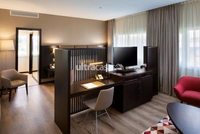 Habitación en Alquiler en Santa Cruz de la Sierra Entre 6to y 7mo anillo Norte HABITACIÓN EN HOTEL RADISSON