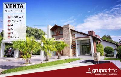 Casa en Venta en Santa Cruz de la Sierra 3er Anillo Norte Z/ NORTE JARDINES DEL URUBO