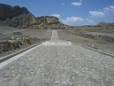 Terreno en Venta en La Paz Achumani urbanización Suiza II Lomas de Achumani